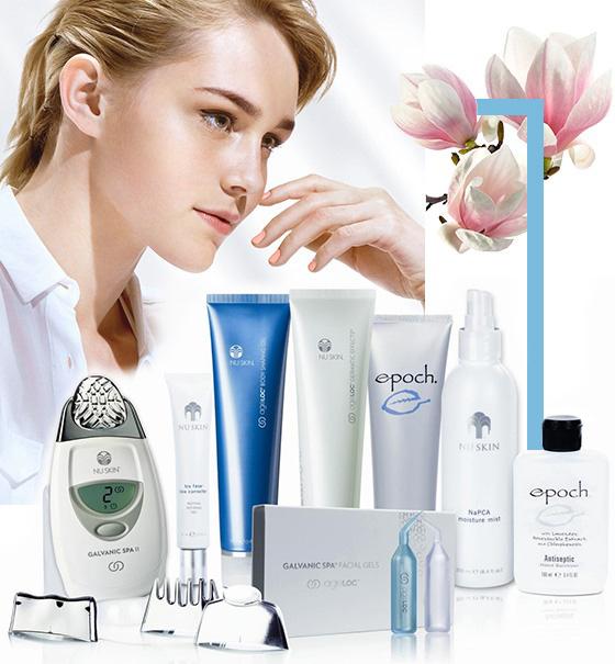 Young & Healthy - produse de ingrijire a pielii si suplimente